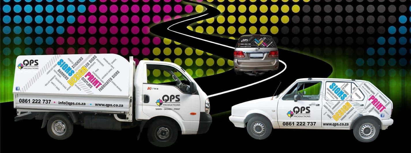 QPS Sign Design Print