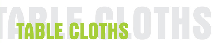 table cloths header