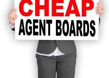 Super Cheap Agent Boards