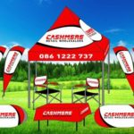 Outdoor Advertising Combo | Banners | Gazebo
