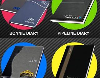 Order Your Corporate Diaries