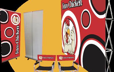 Indoor & Outdoor Signage Displays
